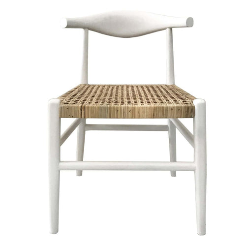 Sole Dining Chair - White Dining Chairs and Bar Stools Dianna-Lynn Decor