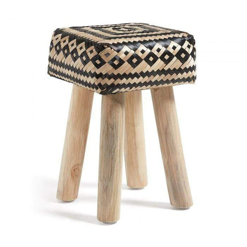 Tama Woven Footrest Low Stools and Benches Dianna-Lynn Decor