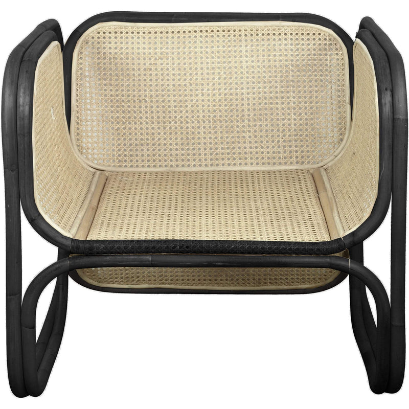 Tipene Chair - Black Frame