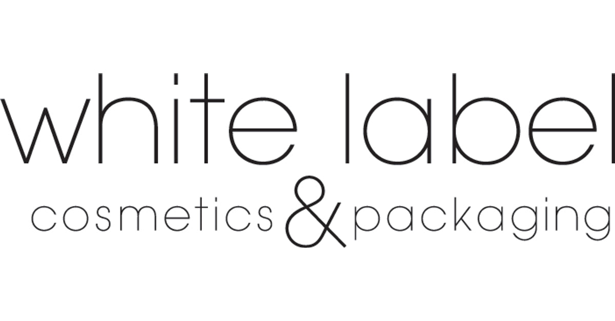 Private Label Skin Care White Label Cosmetics Packaging