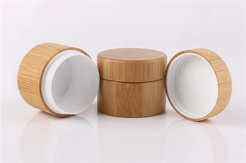 NEW Bamboo Jars (contact us for prices)
