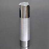 50ml UV silver airless lotion bottle (50pcs)