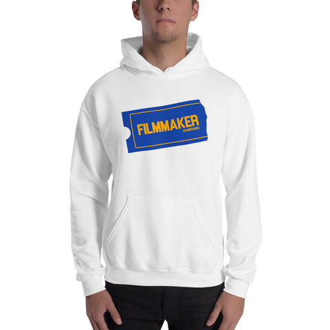 Video Store Filmmaker Camerarigz Hooded Sweatshirt