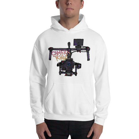 Dope Owl Camerarigz Gimbal Limited Edition Hooded Sweatshirt