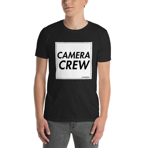 Camerarigz Camera Crew Box Short-Sleeve Unisex T-Shirt