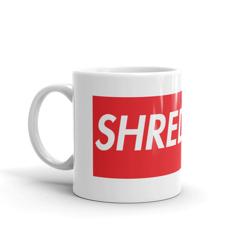 Shreditor Camerarigz Coffee Mug (Also works for tea and stuff)