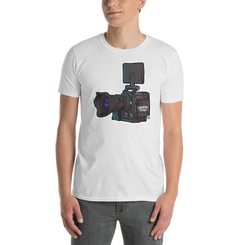 Dope Owl Camerarigz Limited Edition Collab Short-Sleeve Unisex T-Shirt