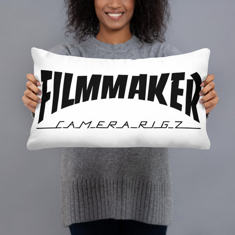 Camerarigz Thrashing Filmmaker Pillow