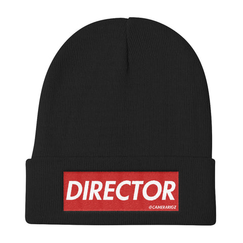 Director Camerarigz Knit Beanie