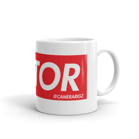 Editor Camerarigz Coffee Mug (Also works for tea and stuff)