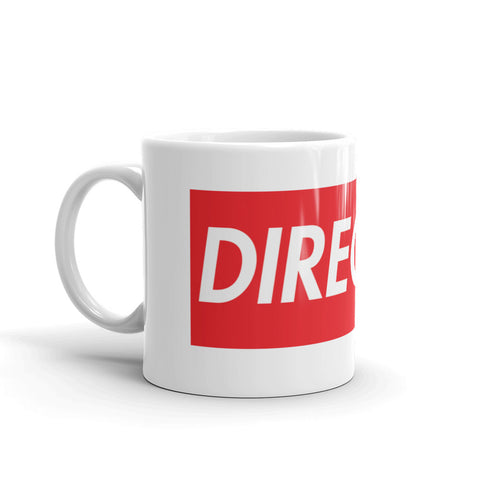 Director Camerarigz Coffee Mug (Also works for tea and stuff)