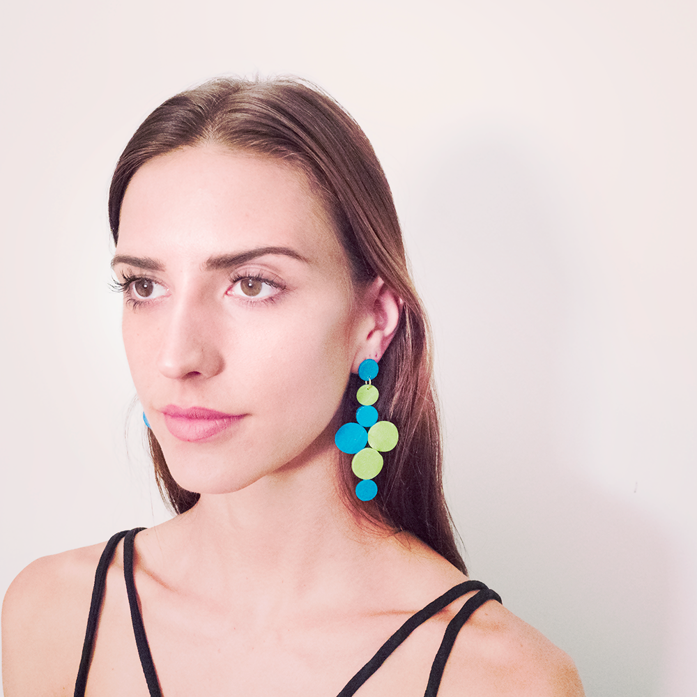 Amare Wear - Single Earring, earrings, bracelets, necklace