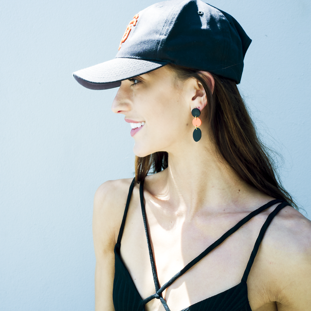 Inspired San Francisco Giants - Amare Wear Earrings