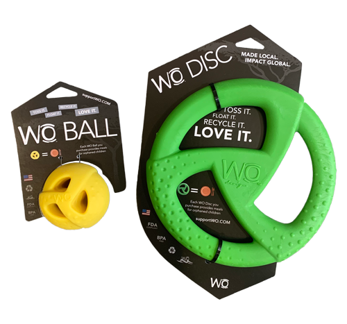 Ball + Disc Combo Pack