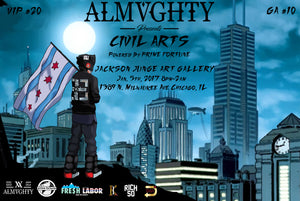 Civil Arts- The Beginning of a Cultural Movement