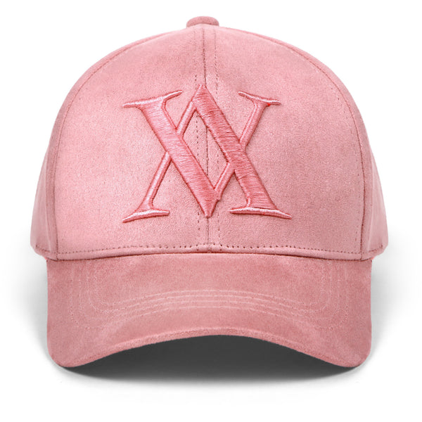 Suede Logo Hat (Colorways)