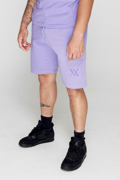 SWEAT LOGO SHORTS