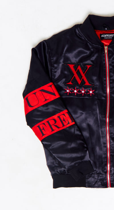 CIVIL BOMBER JACKET
