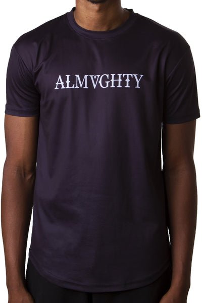 ALMVGHTY Angel Tee (Black)