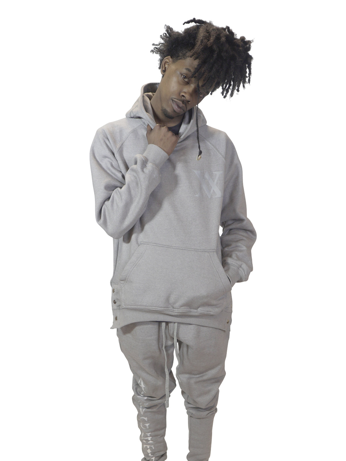 3M Reflective Hoodie + Joggers Fit