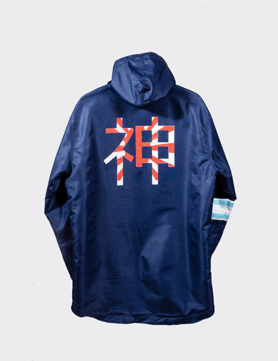 GLOBAL (KAMI) Windbreaker