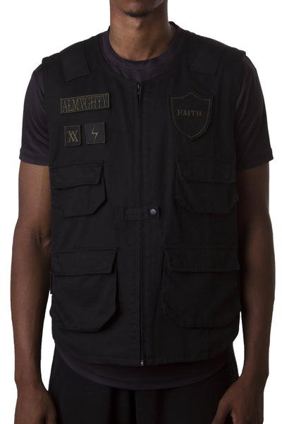 Tactical Vest Jacket