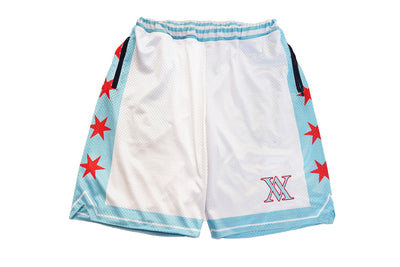 CHICAGO JERSEY SHORTS