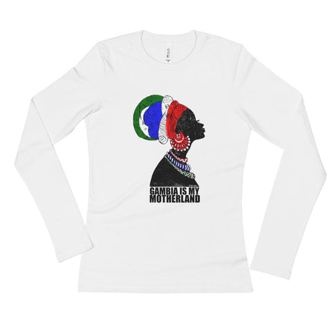 "Motherland ""Women's Long Sleeve"""