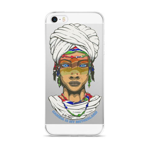 "Motherland For Men ""iPhone 5/5s/Se, 6/6s, 6/6s Plus Case"""
