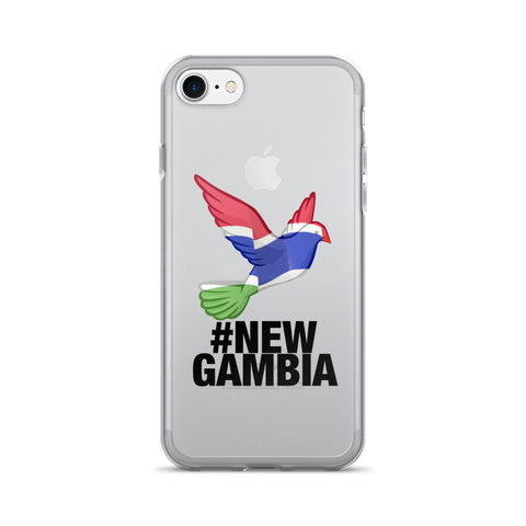 #NewGambia iPhone 7/7 Plus Case