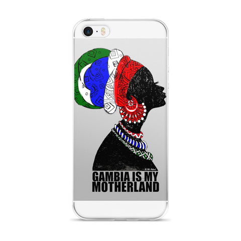 Motherland iPhone 5/5s/Se, 6/6s, 6/6s Plus Case