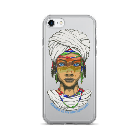 "Motherland For Men ""iPhone 7/7 Plus Case"""