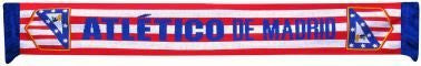 Atletico Madrid Football Crest Scarf