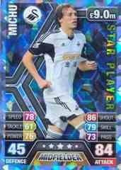 Match Attax 2013/2014 Michu Swansea Star Player 13/14 by Match Attax