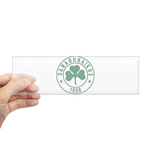 Panathinaikos Bumper Sticker