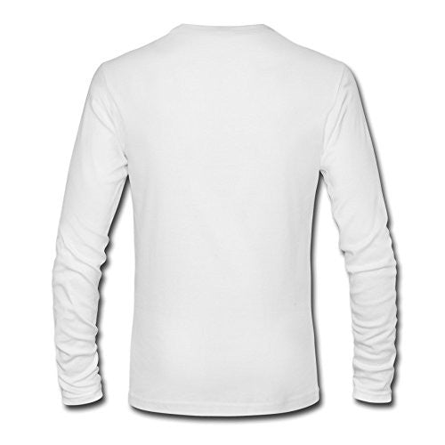 Real Madrid CR7 Long Sleeve T Shirt Cotton Tees