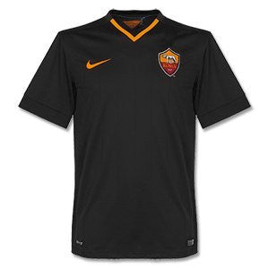 Nike Roma Short Sleeve Third Stadium Jersey
