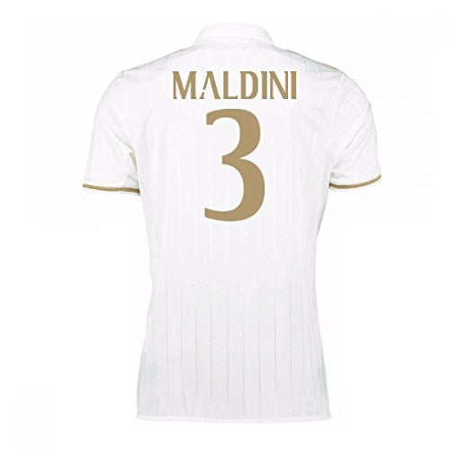 2016-17 AC Milan Away Shirt (Maldini 3)