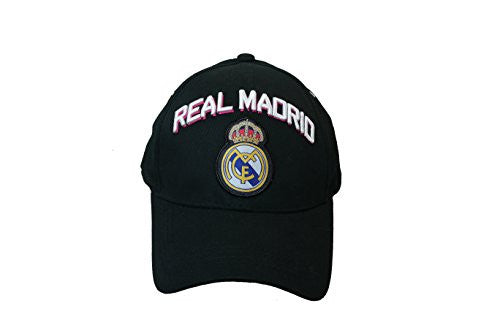 Real Madrid C.F. Licensed Soccer Cap