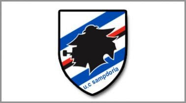 Sampdoria Crest Flag
