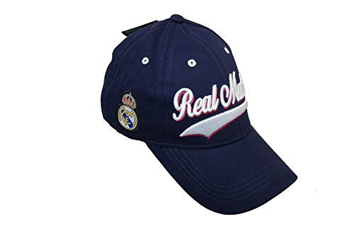 Real Madrid CF La Liga Hat Cap