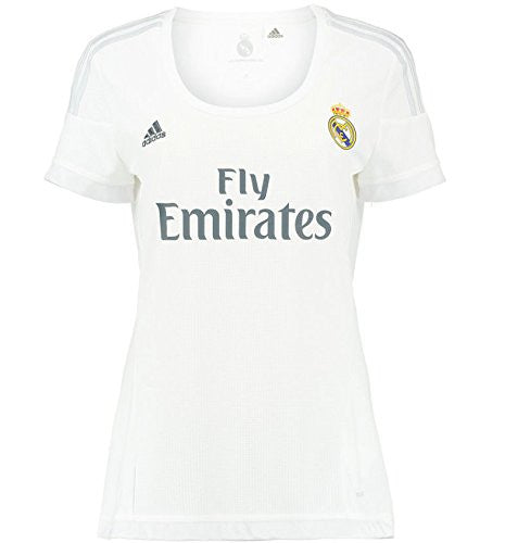 Real Madrid Home Womens Jersey 2015 / 2016