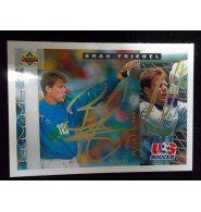 Signed  1994 World Cup Card autographed