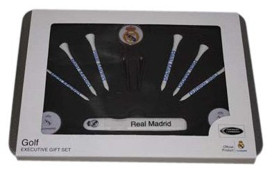 Real Madrid FC Executive Golf Gift Set