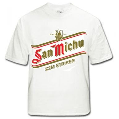 Swansea City Michu T-Shirt
