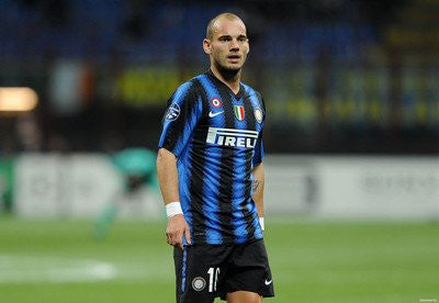 Wesley Sneijder 24X36 Poster Print