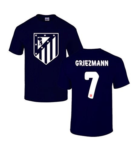 Antoine Griezmann 7 Cotton T Shirt