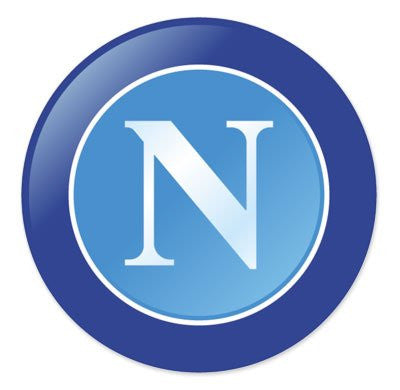 SSC Napoli Car Sticker