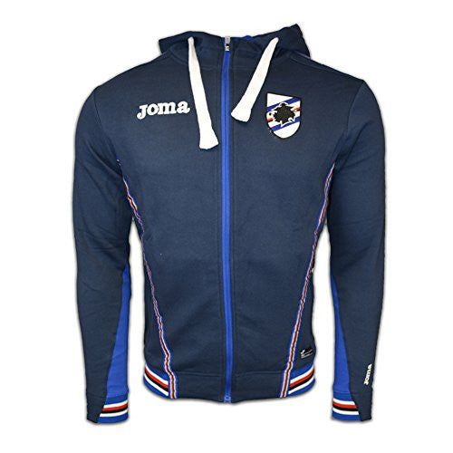 JOMA COTTON JACKET RIDE SAMPDORIA NAVY XL