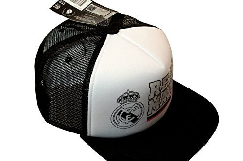 Real Madrid Official Licensed Soccer Cap